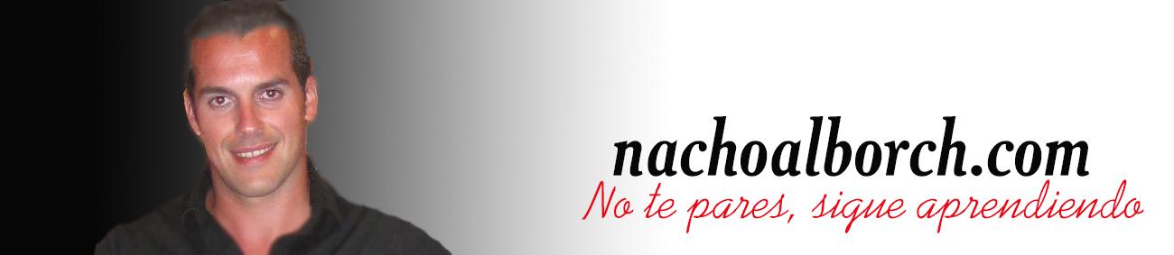 Nacho Alborch Sandoval
